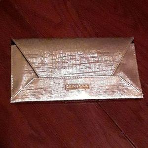 Sephora Gold Clutch Purse